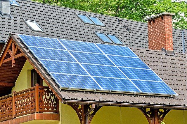 solar energy explained for green living